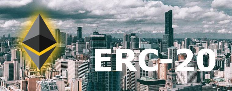ERC20 Token Liste