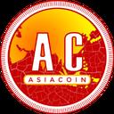Logo der Kryptowährung AsiaCoin AC