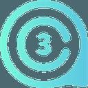 Logo der Kryptowährung AC3 AC3