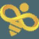 Logo der Kryptowährung AdHive ADH