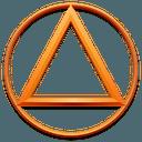 Logo der Kryptowährung Aditus ADI