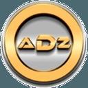 Logo der Kryptowährung Adzcoin ADZ