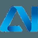 Logo der Kryptowährung AICHAIN AIT