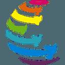 Logo der Kryptowährung TraDove B2BCoin BBC