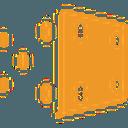 Logo der Kryptowährung BetaCoin BET