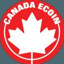Logo der Kryptowährung Canada eCoin CDN