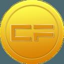 Logo der Kryptowährung Californium CF