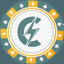 Logo der Kryptowährung CHIPS CHIPS