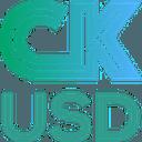 Logo der Kryptowährung CK USD CKUSD
