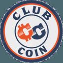 Logo der Kryptowährung ClubCoin CLUB