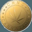 Logo der Kryptowährung Cannation CNNC