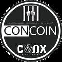 Logo der Kryptowährung Concoin CONX