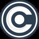 Logo der Kryptowährung Creditbit CRB