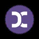 Logo der Kryptowährung DAEX DAX
