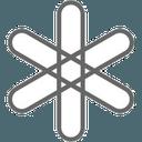 Logo der Kryptowährung Dent DENT
