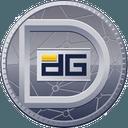 Logo der Kryptowährung DigixDAO DGD