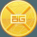 Logo der Kryptowährung Digix Gold Token DGX