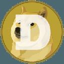 Logo der Kryptowährung Dogecoin DOGE