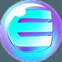 Logo der Kryptowährung Enjin Coin ENJ