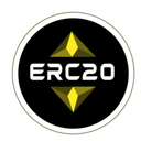 Logo der Kryptowährung ERC20 ERC20