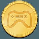 Logo der Kryptowährung EtherSportz ESZ