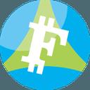 Logo der Kryptowährung FujiCoin FJC
