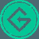 Logo der Kryptowährung GET Protocol GET