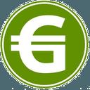 Logo der Kryptowährung Golfcoin GOLF