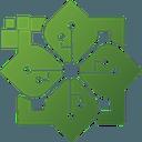 Logo der Kryptowährung Growers International GRWI