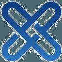 Logo der Kryptowährung GXChain GXS