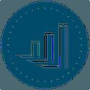 Logo der Kryptowährung IDEX Membership IDXM