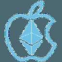 Logo der Kryptowährung iEthereum IETH