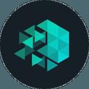 Logo der Kryptowährung IoTeX IOTX