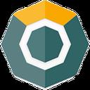 Logo der Kryptowährung Komodo KMD