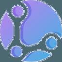 Logo der Kryptowährung Blocklancer LNC