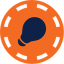 Logo der Kryptowährung LOCIcoin LOCI