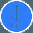 Logo der Kryptowährung Loopring LRC