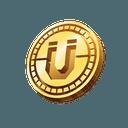 Logo Level Up Coin