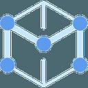 Logo der Kryptowährung Measurable Data Token MDT