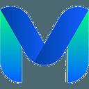 Logo der Kryptowährung Monetha MTH