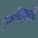 Logo der Kryptowährung Polymath POLY