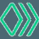 Logo der Kryptowährung PoSToken POS