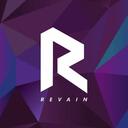 Logo der Kryptowährung Revain R
