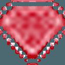 Logo der Kryptowährung Rubies RBIES