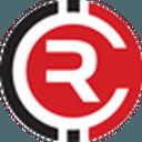 Logo der Kryptowährung Rubycoin RBY