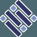 Logo der Kryptowährung imbrex REX