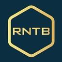 Logo der Kryptowährung BitRent RNTB