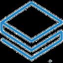 Logo der Kryptowährung Stratis STRAT