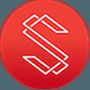 Logo der Kryptowährung Substratum SUB