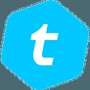 Logo der Kryptowährung Telcoin TEL